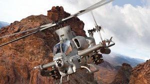 معرفی و بررسی بالگرد تهاجمی وایپر AH-1Z Viper