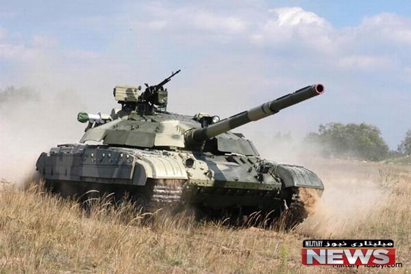 تانک بولات تی 64