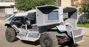 new armored russian car zil punisher (4)