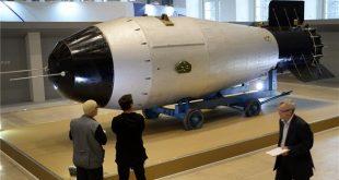 با تزار مهیب ترین و خطرناک ترین بمب اتمی جهان آشنا شوید