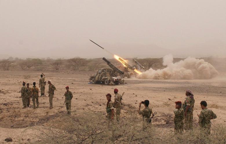 موشک های یمن