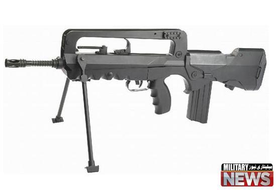 فرانسه به دنبال جایگزینی برای FAMAS سلاح سازمانی قدیمی خود