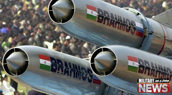 """امارات به دنبال خرید موشک کروز مافوق صوت """"براهموس"""""""