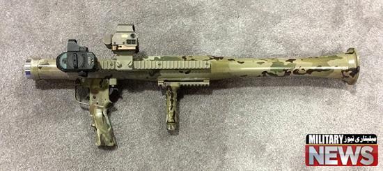 معرفی سامانه دوش پرتاب GS-777 جانشین آمریکایی RPG-7 معروف