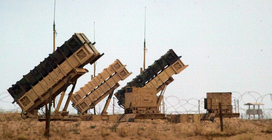 تقابل سامانه های  دفاع موشکی