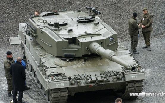 گران ترین تانک های جهان