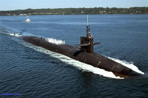 آلمان زیر دریایی پیشرفته به رژیم صهیونیستی صادر می کند