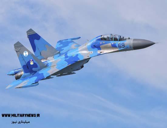 سوخوی روسی ، جنگنده ی سوخوی روسیه
