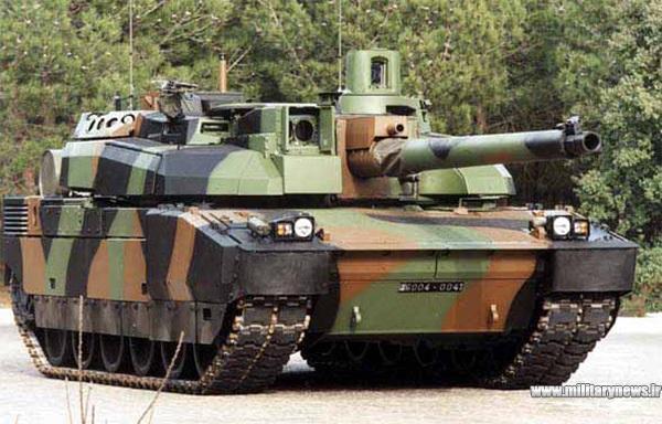 تانک های برتر دنیا