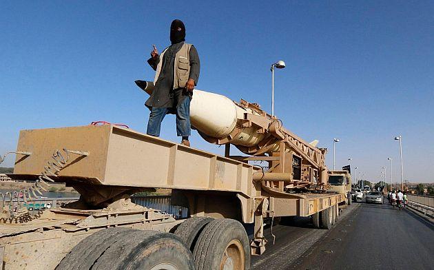 بمب اتم داعش