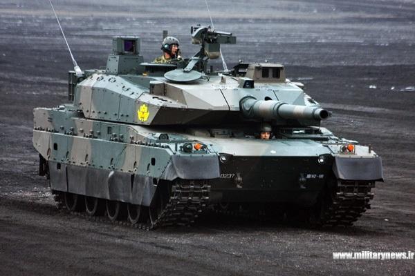 قویترین تانک جهان