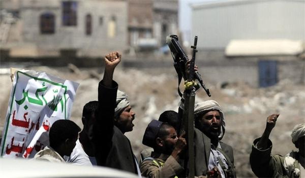 تصاویر  ورود انصارالله یمن به خاک عربستان + فیلم