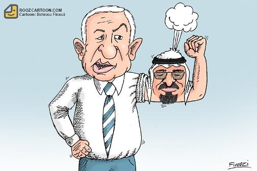 کاریکاتور های حمله آل سعود به یمن