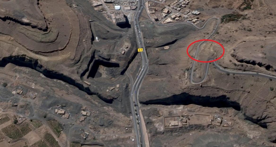 تقشه یمن