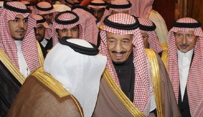نابودی آل سعود