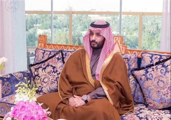 محمد بن سلمان وزیر دفاع عربستان