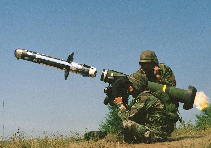 موشک صد تانک جاولبن
