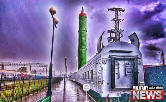 آغاز ساخت سامانه موشکی ریلی بارگوزین Bargouzine توسط روسیه