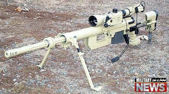 اسلحه ی CheyTac-Intervention SNIPER