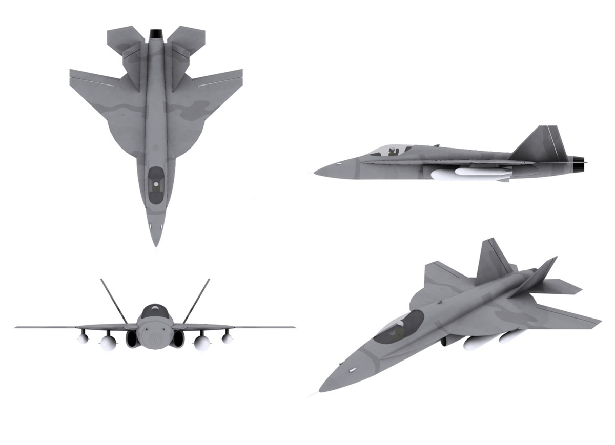 جنگنده جدید ایران بزودی رونمایی میشود