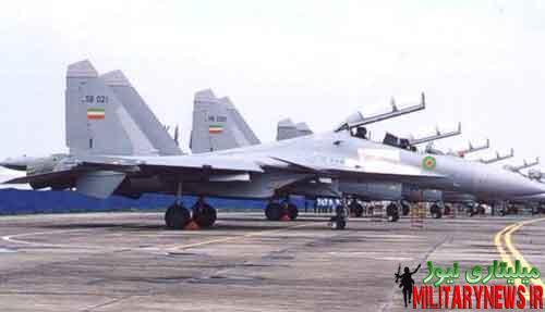ایران در حال خرید بیش از 400 فروند جنگنده از روسیه و چین!