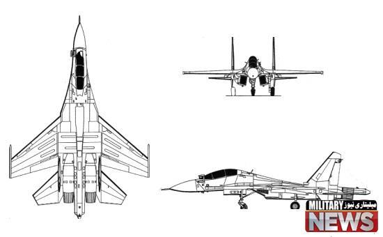 طراحی جنگنده ایرانی