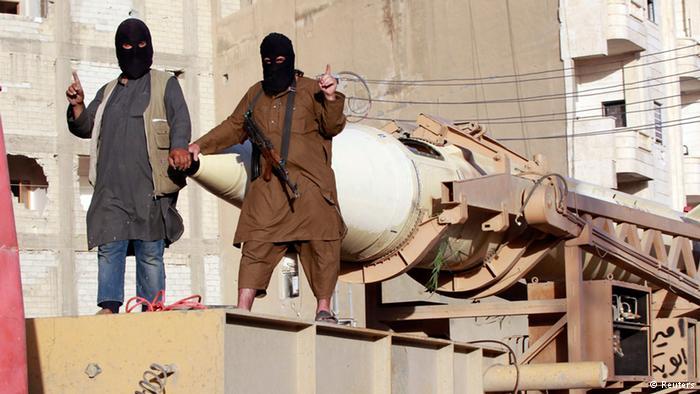 احتمال دستیابی داعش به «بمب اتم»
