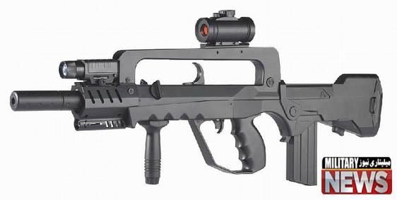 با FAMAS اسلحه ی معروف بازی رایانه ای کانتر استریک بیشتر آشنا شوید