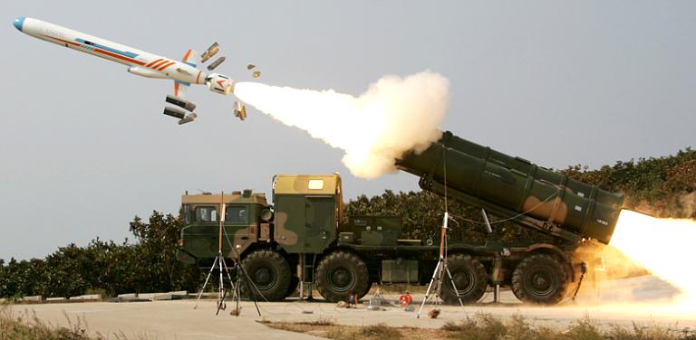 موشک سومار دریایی ایران