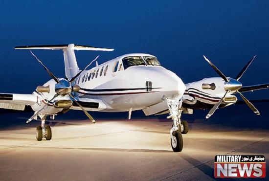 عربستان به دنبال خرید هواپیمای جاسوسی مدل Hawker Beechcraft 350ER