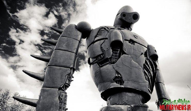 ساخت روبوت رزمی مدافع دریا در روسیه