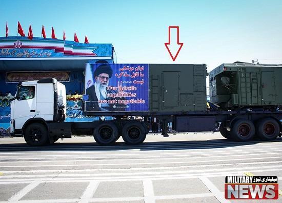 اس 400 به جای اس 300 در ایران