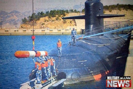 اولین جزییات از زیردریایی هسته ای شانگ مدل ۰۹۳B ساخت چین
