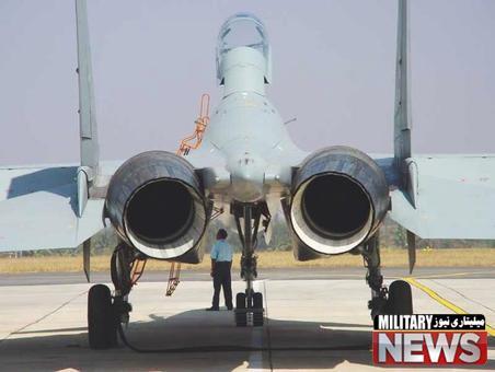 گزارش سایت نظامی «جینز دیفنس» از خرید جنگنده سوخو 30 توسط ایران