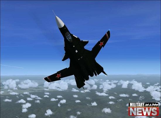 جنگنده سوخو 47 روسیه