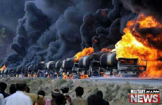 هلاکت ۳۲۰ داعشی در حمله جنگندههای روسیه