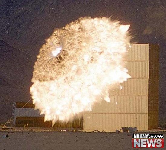 معرفی بمب قدرتمند گرمافشاری یا بمب خلأ