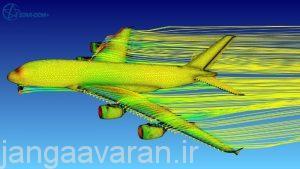 شبیه سازی کامپیوتری و نقش آن در طراحی هواگردها