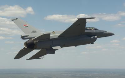 تحویل سری جدید جنگنده های اف ۱۶ به عراق