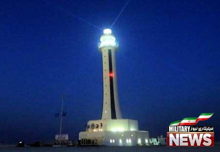 چین چهارمین فانوس دریایی را در دریای جنوبی ساخت