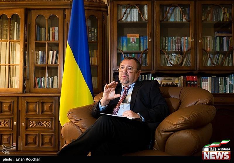 احتمال از سرگیری برنامه ایران ۱۴۰ با اوکراین