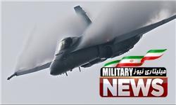 سقوط جنگنده اف 18 در آمریکا