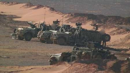 حضور نیروهای ویژه انگلیس در سوریه+تصاویر
