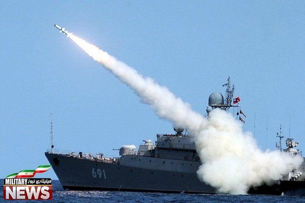 روسیه در دریای خزر رزمایش موشکی برگزار میکند