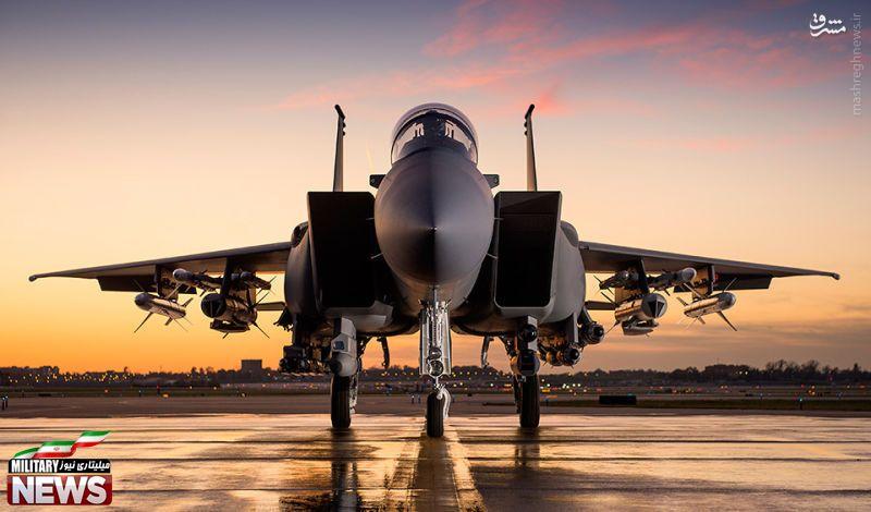 عربستان ۱۵۲ فروند اف ۱۵ می خرد+عکس