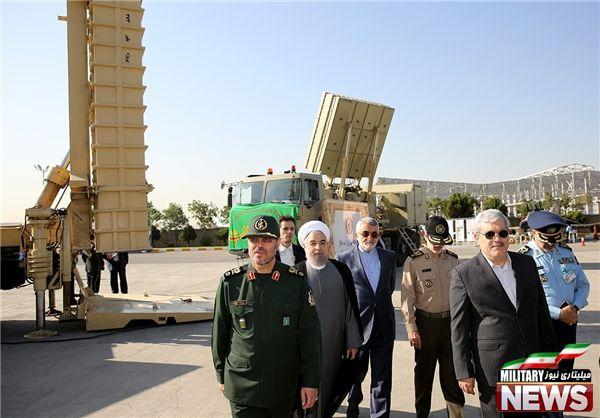 ایران نهمین سازنده پدافندهای ضد موشک بالستیک در دنیا شد/ تهدیدات جنگندههای دشمن به خاطرهها پیوست +عکس