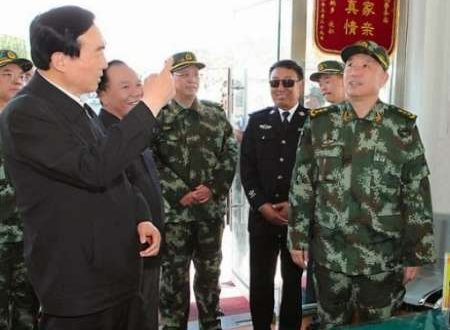 دستگیری مقام نظامی چین به اتهام فساد مالی
