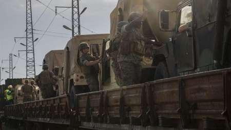 انتقال تجهیزات نظامی آمریکا به گرجستان