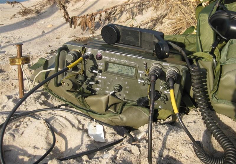 فروش تجهیزات رادیویی آمریکا به ارتش افغانستان