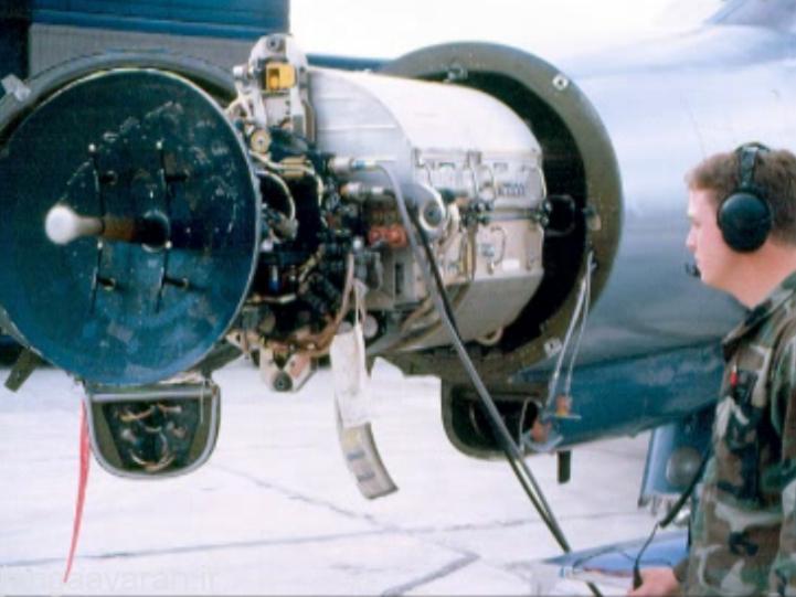 APQ-120 فانتوم